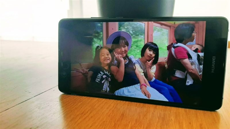 「fotoo」というアプリの利用画像