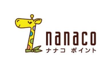 nanacoポイントの画像