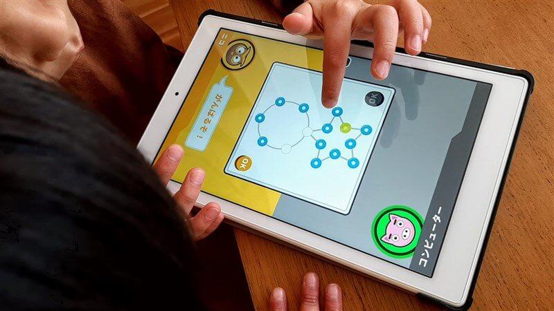 ワンダーボックス「たいせん!ボードゲーム」のプレイ画面