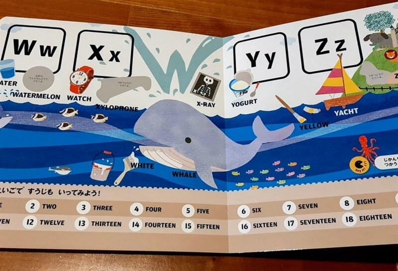 こどもちゃれんじEnglishの図鑑
